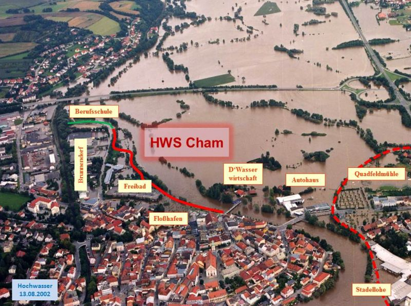 Regensburg Cham